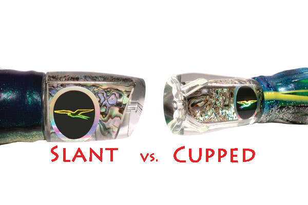 Slant vs. Cupped Head
