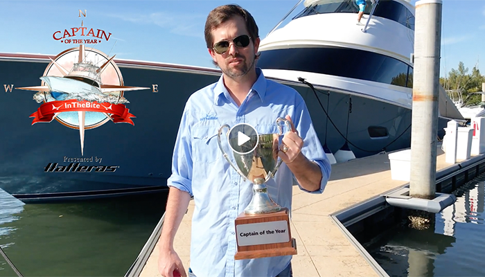 2019 Captain of the Year Subscriber Trip Winner