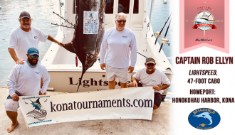 2018 Hawaii Division Captain of the Year Winner: Captain Rob Ellyn