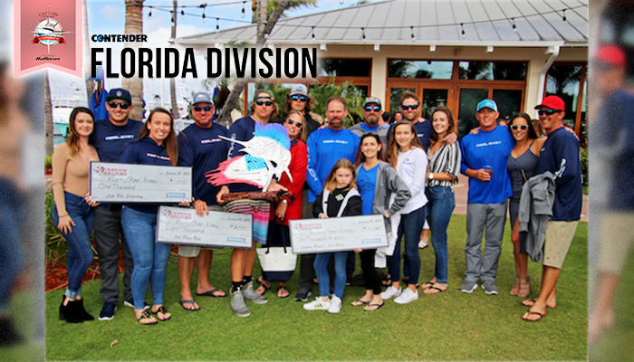 Quest for the Crest Sailfish Series Leg 1 - Operation Sailfish Final Results
