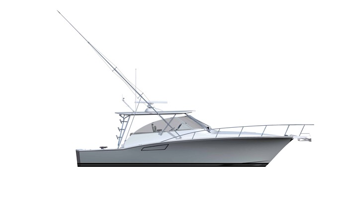New CABO 41: On Display at Miami Yacht Show