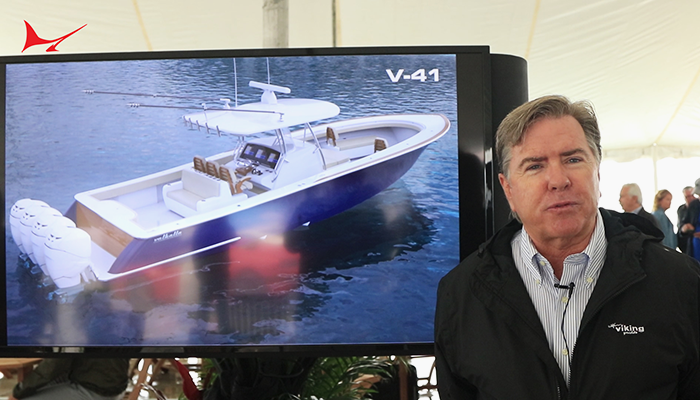 Valhalla Boatworks: New Line of Center Consoles