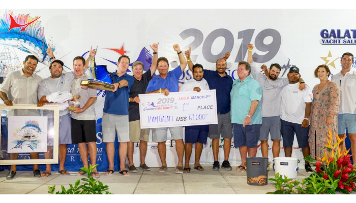 Final Results: Leg Two of the 2019 Los Sueños Signature Triple Crown