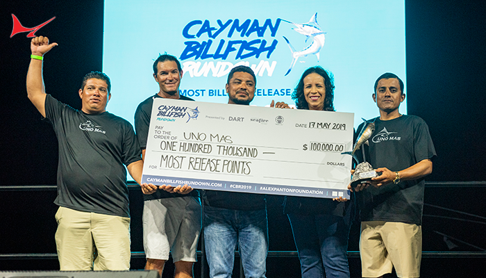 Cayman Islands' First-Ever Billfish Rundown Awards Over $260,000 in Cash Prizes