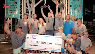 """It Just Takes Time"" Wins 2019 Emerald Coast Blue Marlin Classic"