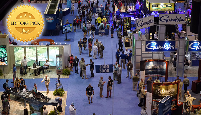 2019 ICAST Wrap Up: InTheBite Editor's Choice