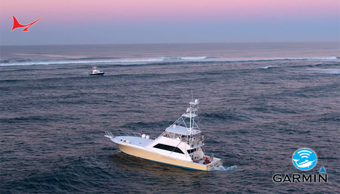 New SiriusXM Marine Fish Mapping Available on Garmin GXM 54 Satellite Weather & Audio Receiver