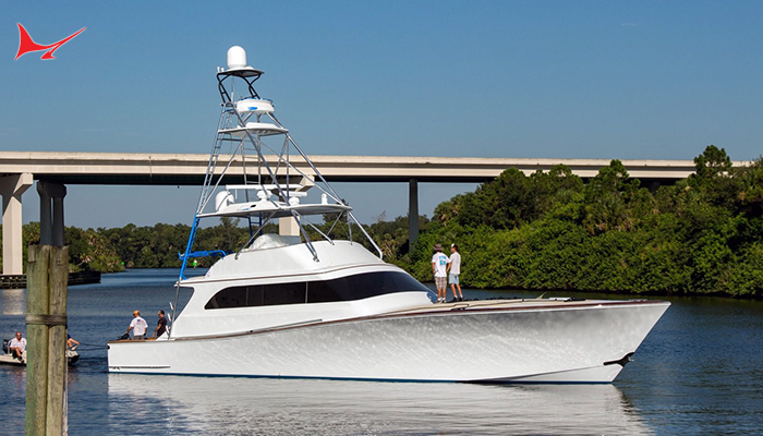 Splash Update: American Custom Yachts New 68