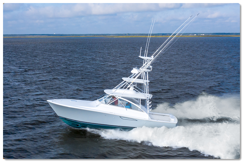 Viking Announces New 38 Open Billfish