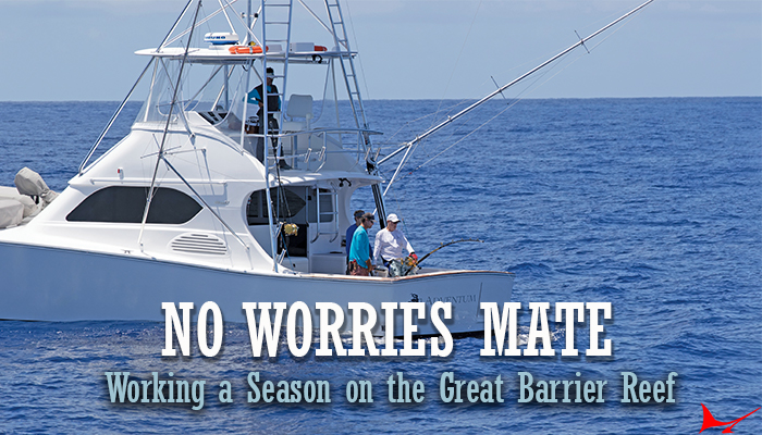 No Worries Mate: Working a Season on the Great Barrier Reef