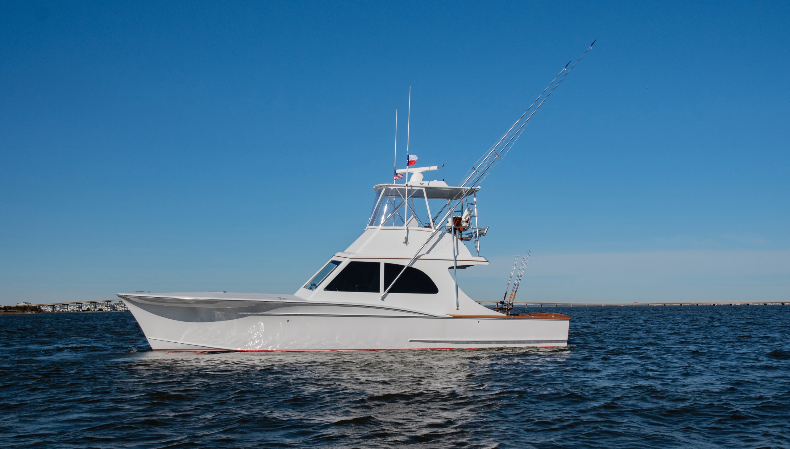 Harrison 41 – A Modern Sportfisher That Tips Its Hat to The Classics
