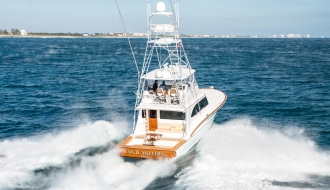 Splash Report: Caison Yachts 60' Cold Motion, Hull #15