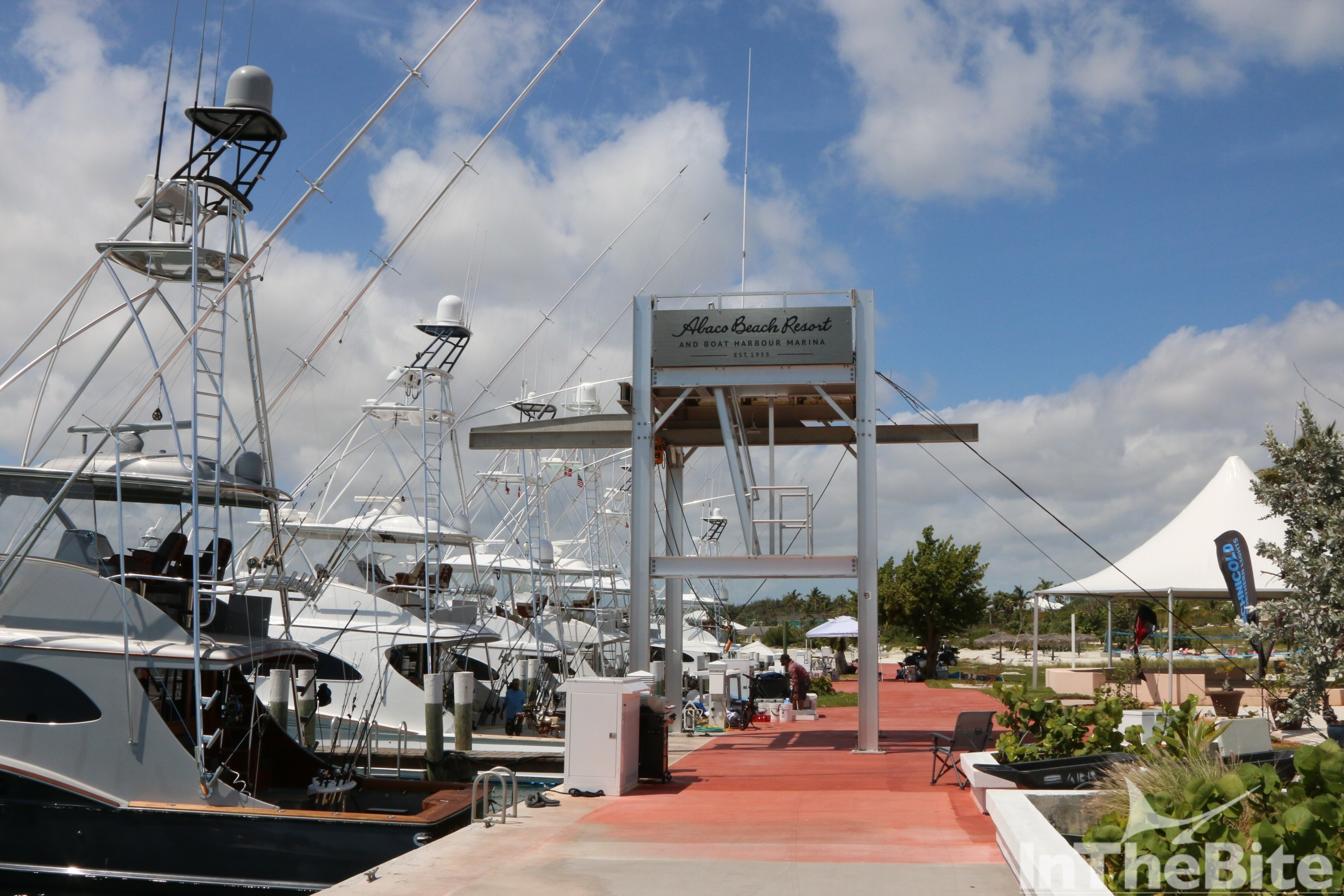 Returning to Normal in Marsh Harbour Bahamas