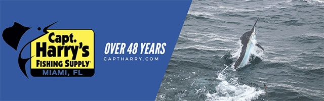 [Ad] Capt. Harry's Fishing Supply - Over 48 Years