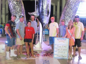 Reel Fire sets new Alabama State Record