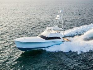 Paul Mann Custom Boats - Lisa K