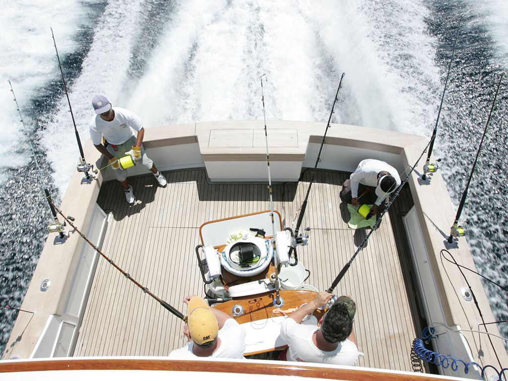 Inthebite A Mates Pay Boat Wiring Job New Lines