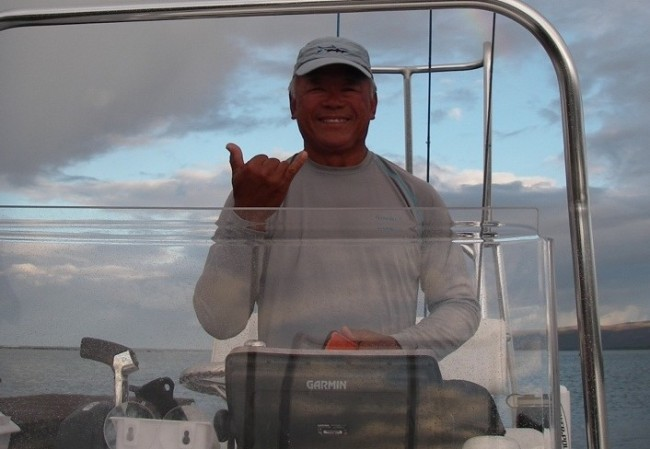 Capt Clay Ching