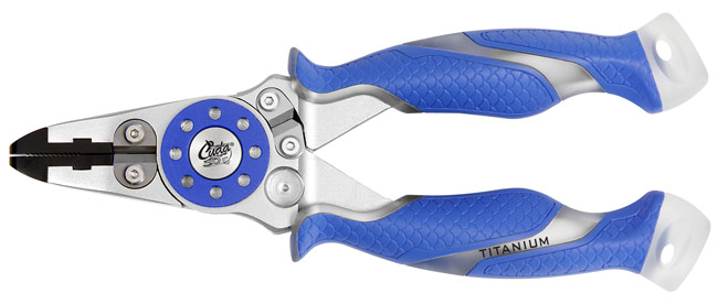 New pliers debuted this year at the 2014 tackle show