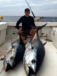 Snooki who?  New Jersey's canyon fishing produces quality tuna.