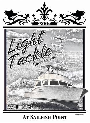 Stuart Light Tackle 2015