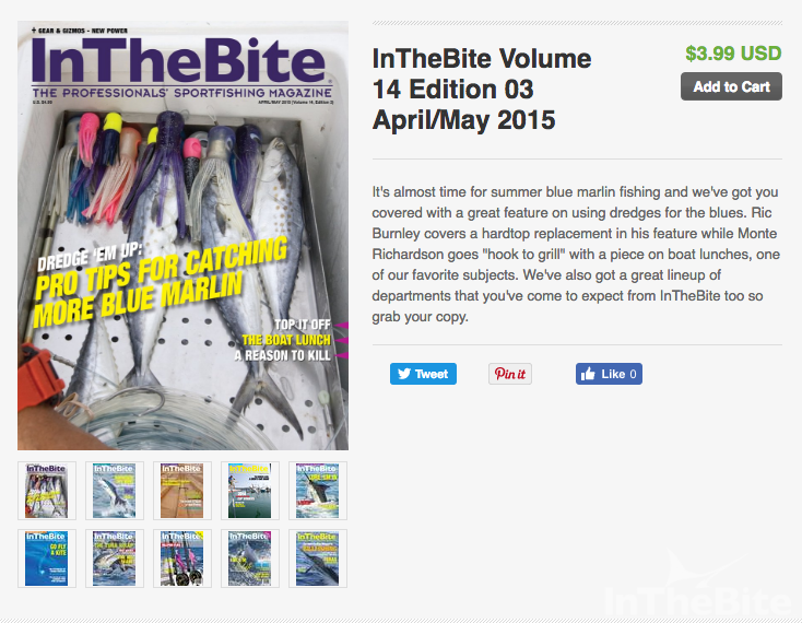 April/May 2015 Issue of InTheBite