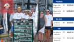 2018 White Marlin Open: World Record 2.58 Million Dollar Winner