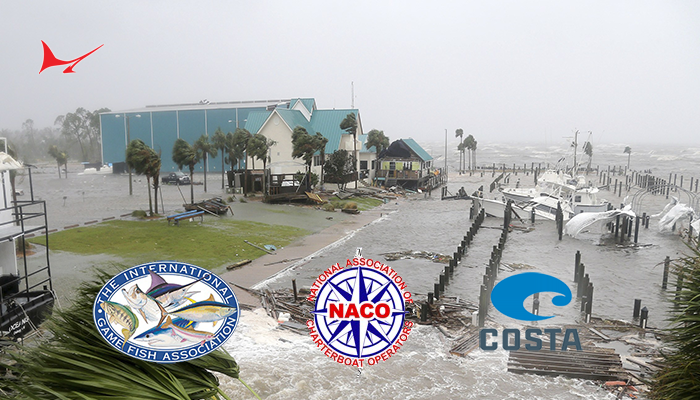 IGFA's Worldwide Anglers Relief Fund Grant $10,000 in Relief Funds Towards Florida Panhandle