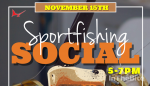 Save the Date: InTheBite Sportfishing Social November 15th