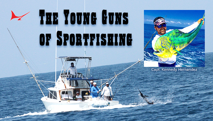 The Young Guns of Sportfishing: Captain Kennedy Hernandez