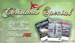 Christmas Special: Two for One Subscription