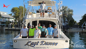 """Last Dance"" Wins First Leg of the Florida Keys Gold Cup Sailfish Championship"