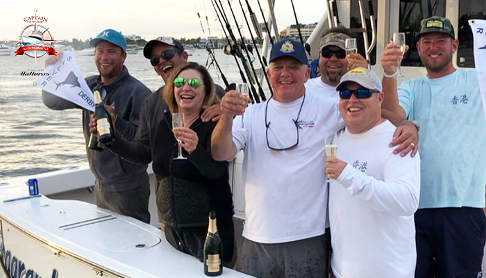 2019 Silver Sailfish Derby Final Results