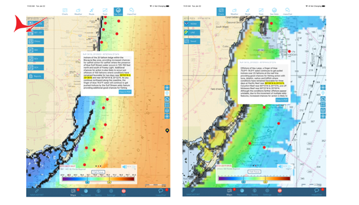 MAZU Annouces Partnership With ROFFS-- Analyses Digitized and Overlaid Directly onto Sportfishing App