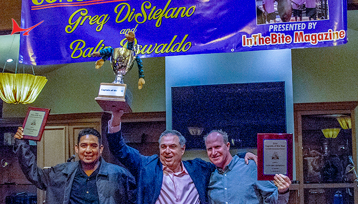 2018 Captain of the Year Awards Presentation - Los Sueños International Division