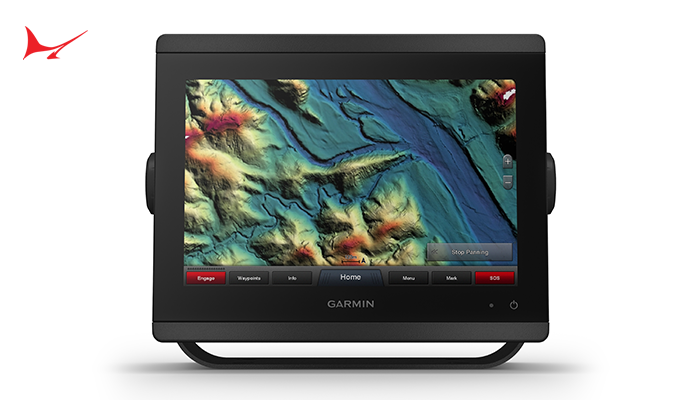 New High-Resolution Charts and Maps From Garmin