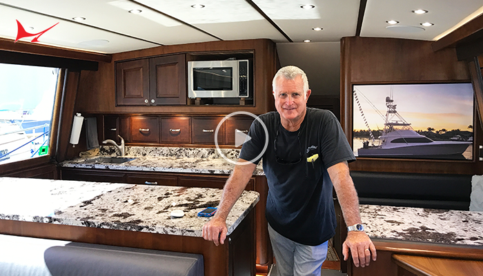 "InTheBite Dock Talk: ""Showtime!"" 62' Spencer - Refit Complete"