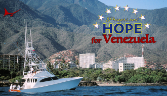 Prayers and HOPE for Venezuela