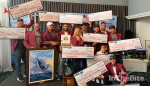 "Final Sail Results– Team ""Showtime"" Wins the Burgundy Jacket"