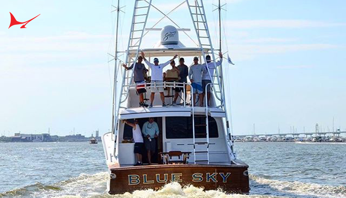 """Blue Sky"" Wins 2019 Carolina Billfish Classic"