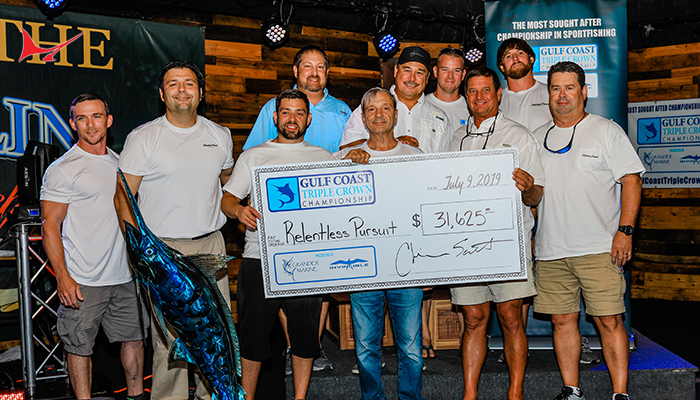 """Relentless Pursuit"" Wins 2019 Gulf Coast Triple Crown Championship"