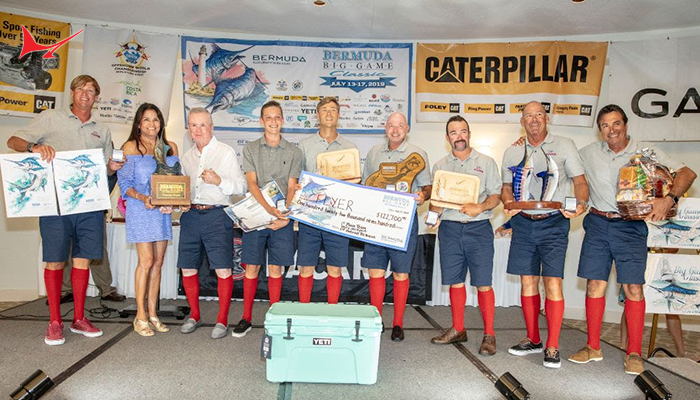 2019 Bermuda Big Game Classic – Final Results