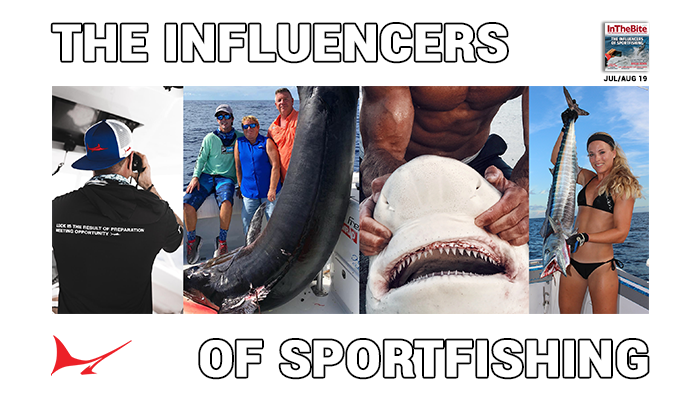 The Influencers of Sportfishing