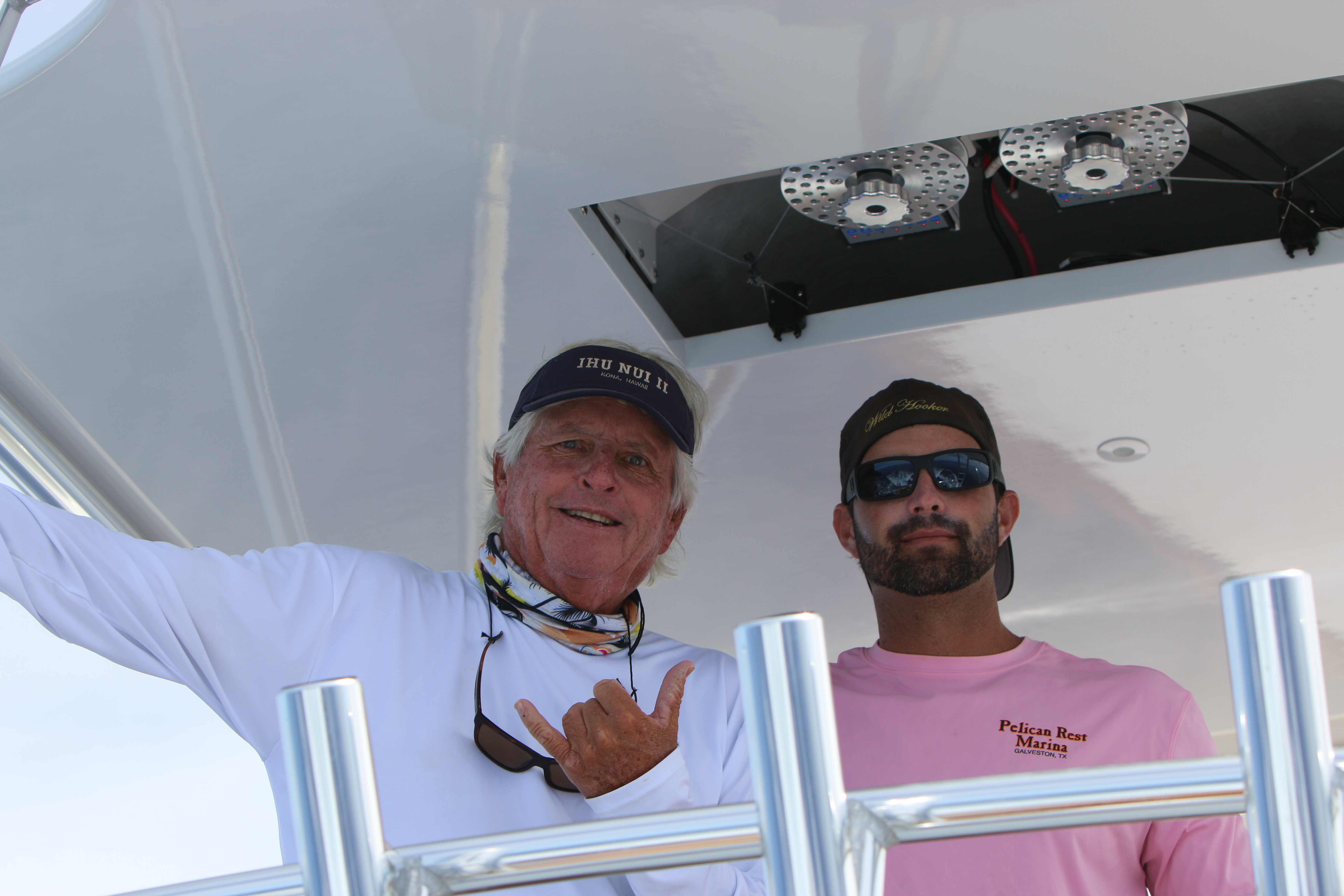 A Legendary Blue Marlin Catch is Relived in Kona
