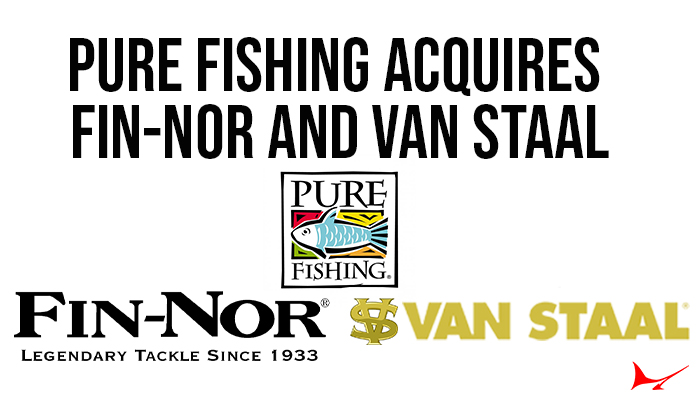 Pure Fishing Acquires Fin-Nor and Van Staal