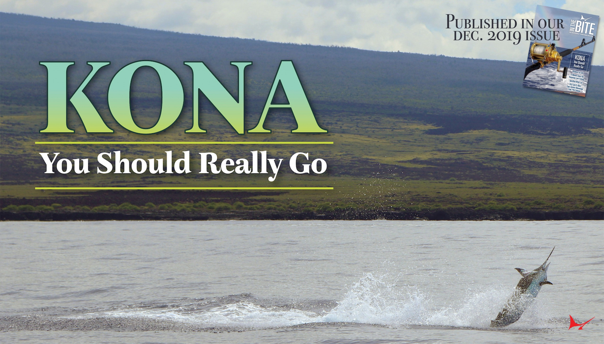 Kona: You Should Really Go