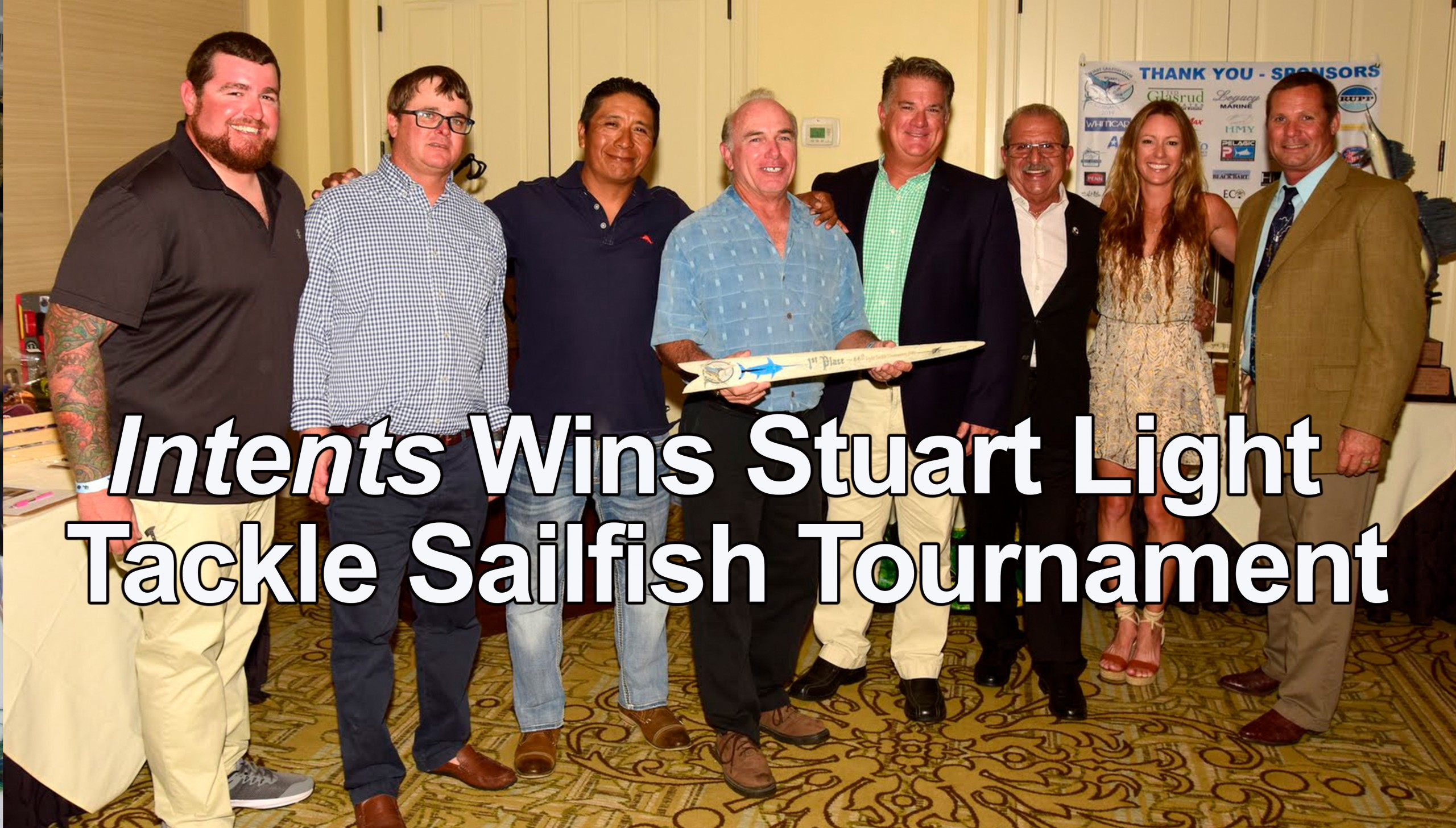 66th Annual Stuart Light Tackle Sailfish Tournament Results