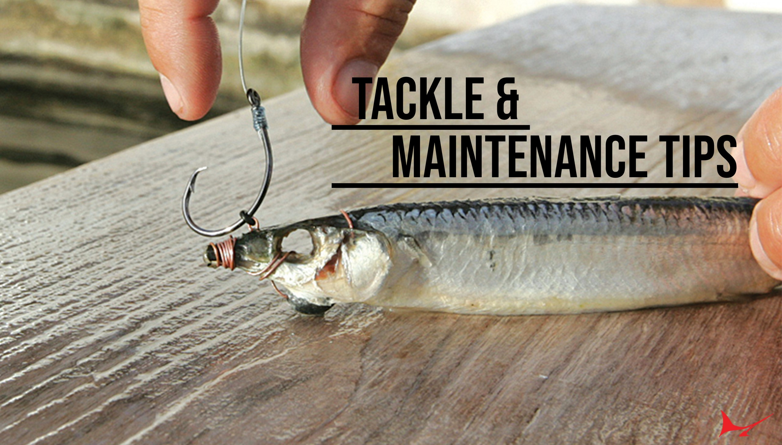 Tackle & Maintenance Tips