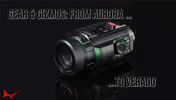 Gear & Gizmos: From Aurora to Verado