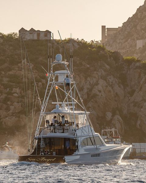 Picture of a sportfish boat Sea Angel 72 Merritt